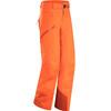 Arc'teryx W's Sentinel Pant Orange Julia